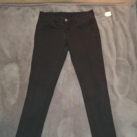 Armani Exchange Denim - A/X Armani Exchange Super Skinny Jeans